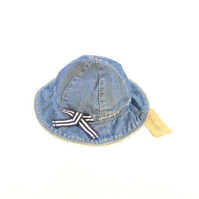 Gorro color Denim oscuro marca JeanBourget 9 Meses  511975
