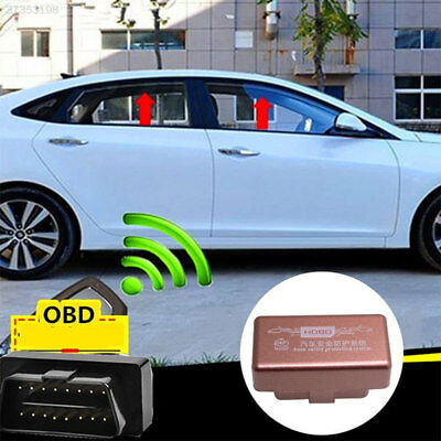 OBD Car Vehicle Window Closer Auto Safety Protection System For Chevrolet Buick