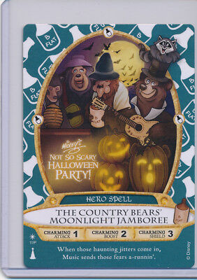 Sorcerer of the Magic Kingdom Card 11P Country Bears