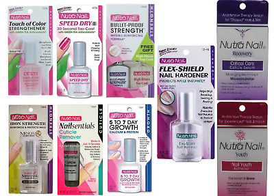 Nutra Nail Care/Treatment Growth,Cuticle,Strength,Manicure,Anti-Fungal,Hardener