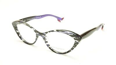 c818305ea8 Face A Face Bocca Tatoo 1 Col. 2014 Lines and Blue Light Eyeglasses Italy  Made