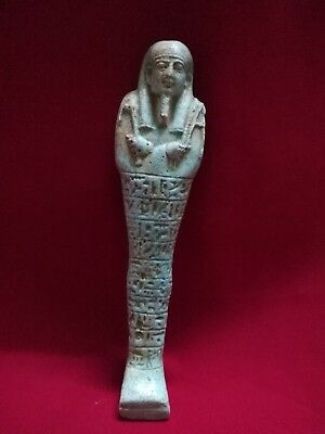 Ancient Egyptian Ushabti  (500 BC)