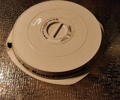 Original Nordic Ware Micro Go Round Wind Up Microwave Food Rotator Turntable