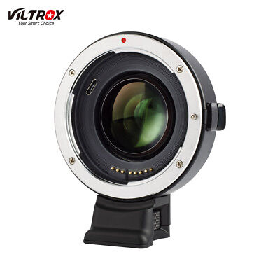 Viltrox EF-E II AF Reducer Speed Booster Lens Adapter Ring for Canon EF - SONY E