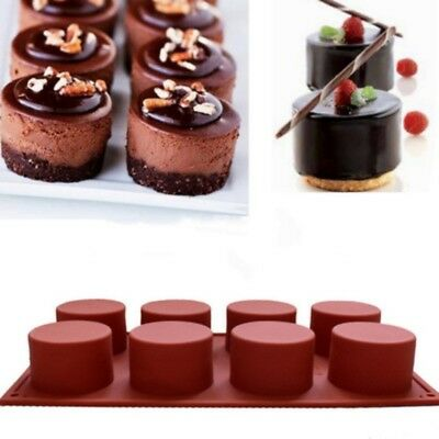 New DIY 3D Silicone Fondant Mold Cake Chocolate Mould Baking Decoration Tools
