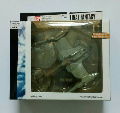 Final Fantasy - Spirits Within - Copperhead, Deluxe Playset by Ban Dai - New!
