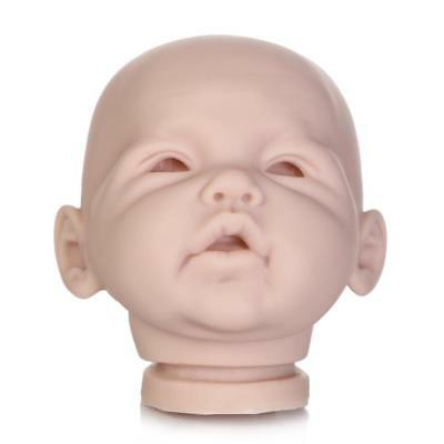 20inch DIY Handmade Semi-finished Reborn doll kit