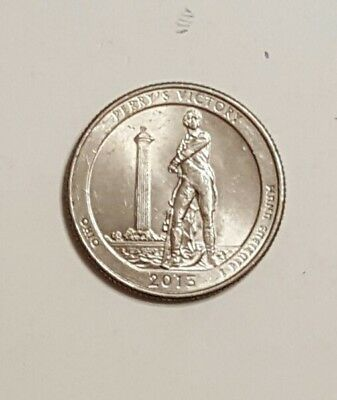 2015 Ohio PERRYS VICTORY quarter Dollar
