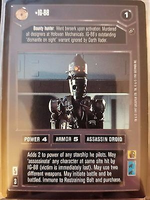 Star Wars CCG Special Edition Gold 3 NrMInt-MINT SWCCG