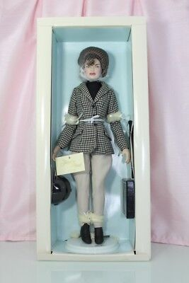 "The Franklin Mint – 16""– Jackie Kennedy Onasis - Limited Edition Equestrian Doll"