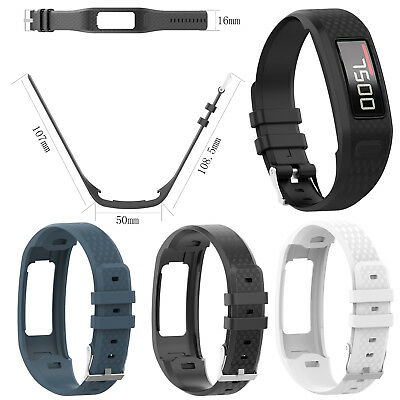 Replacement Silicone Watch Sport Band Wrist Strap for Garmin VivoFit 2/1