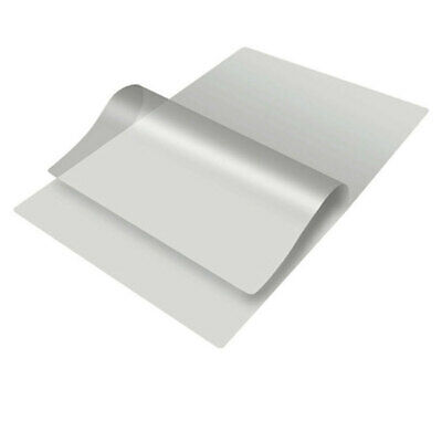 Lenoxx A3 Paper 100 Plastic Pouches Laminating Sheets for Hot Laminator/Office