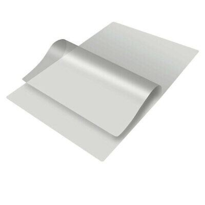 Lenoxx A4 Paper 200 Plastic Pouches Laminating Sheets for Hot Laminator/Office