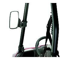 """Pair Of UTV Side View Mirrors with 2"""" 50mm Clamp"""