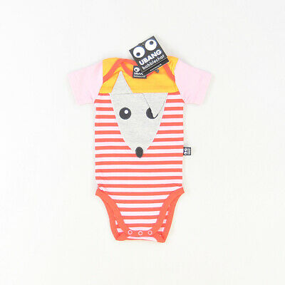 Body color Rosa marca Ubang Babblechat 6 Meses  512312