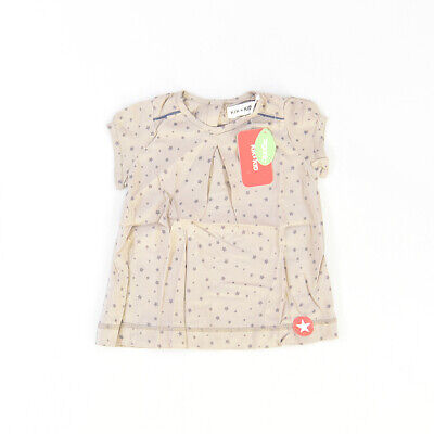 Vestido color Marrón marca Kik Kid 6 Meses  512347