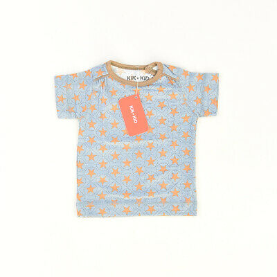 Camiseta color Azul marca Kik Kid 6 Meses  512375