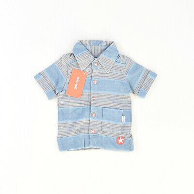 Polo color Azul marca Kik Kid 3 Meses  512385