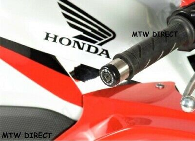 Honda CB500F 2013 - 2017 R&G RACING bar end weights sliders