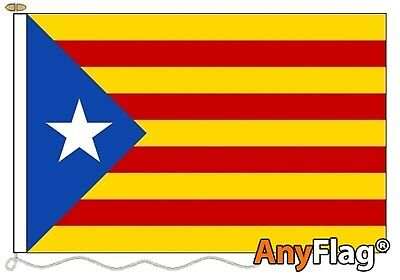 Catalan Independence (Estelada) Anyflag Made To Order Various Flag Sizes