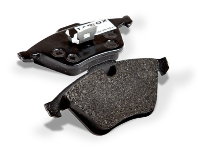 Tarox Corsa Front Brake Pads for VW Golf Mk3 1.9 Turbo Diesel (239mm)