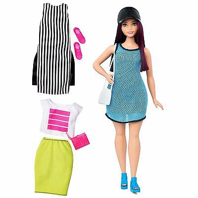 Barbie DTF01 Fashionistas So Sporty DolL