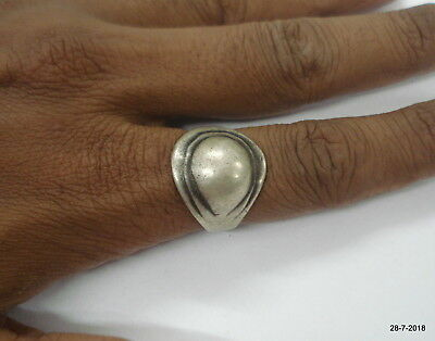 vintage antique ethnic tribal old silver ring traditional jewellery ring