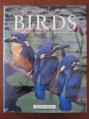 ENCYCLOPEDIA OF BIRDS - A COMPREHENSIVE ILLUSTRATED GUIDE by JOSEPH FORSHAW 1998