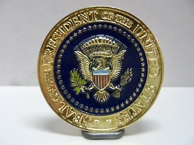Challege Coin United States President Donald Trump Make America Great Again
