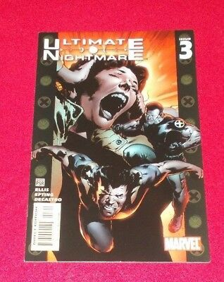 Marvel Comic Ultimate Nightmare Issue 3 December 2004