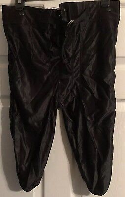 RIVAL Football GAME PRACTICE Pants w// BeltBlack YOUTH XLBRAND NEW