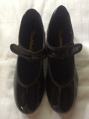 Girl's Tap Dance Shoes Size 11,5 - New In Box