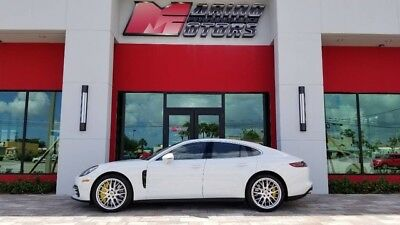 2017 Porsche Panamera  2017 PANAMERA 4S - $138,480 MSRP - LOADED WITH OPTIONS - BEST COLORS