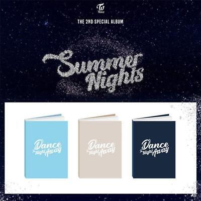 Twice 2Nd Special Album Summer Nights Album