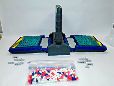 Electronic Battleship Advanced Mission 2000 Working No Instructions