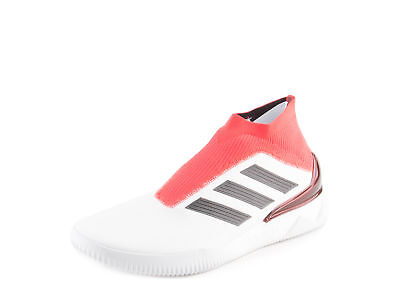 ADIDAS PREDATOR TANGO 18 + TR White Red Coral CM7686 8-12 boost ... 77bf27eef958