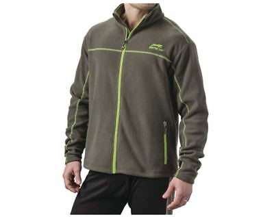 Arctic Cat Aircat Fleece Zip Up Sweatshirt L XL 2X 3X 5283-194 5283-196 5283-198