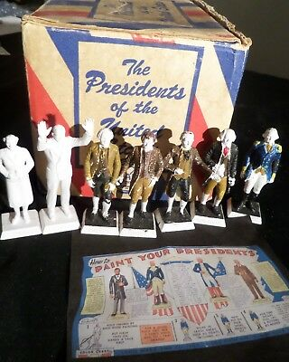 1960 Marx The Presidents of the United States
