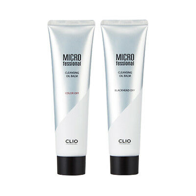 [CLIO] Micro Fessional Cleansing Oil Balm - 100ml / Free Gift