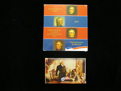 2009 US Mint Presidential $1 Coin Uncirculated AND Proof Set - 2 Sets