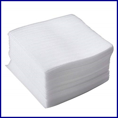 """50 Cushion Foam Pouches 7 1/2"""" X Protect Dishes China & Furniture Packing Suppli"""