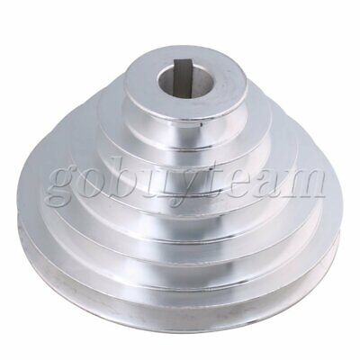 24mm Bore Outter Dia 54-150mm 5 Step A Type V-Belt Pagoda Pulley Belt