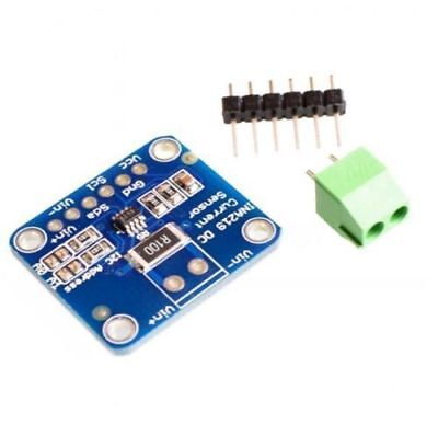 Hot INA219 I2C Bi-directional DC Current Power Supply Sensor Breakout Module DIY