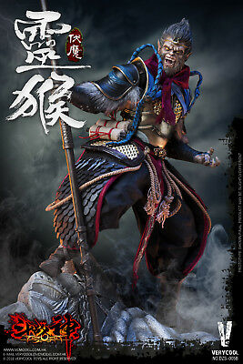 Verycool Dzs-005B Dou Zhan Shen Series Monkey King Exclusive 1/6 Pre-Order