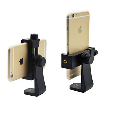 Universal Tripod Adapter Cell Phone Holder Mount Adapter for iPhone Samsung 1/4""