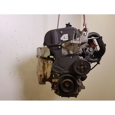 Moteur type FXJA occasion FORD FIESTA 402210534