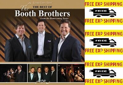 The Best Of The Booth Brothers by The Booth Brothers [Pop] [Audio CD]