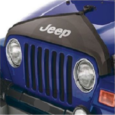 Jeep Logo Hood Cover Front End Bra Protector For Jeep Wrangler 2007-2017