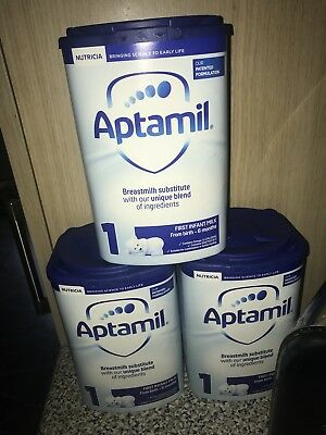 Aptamil First Infant Milk 1 From Birth 800g