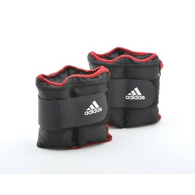 Adidas ankle weights 2x2kg